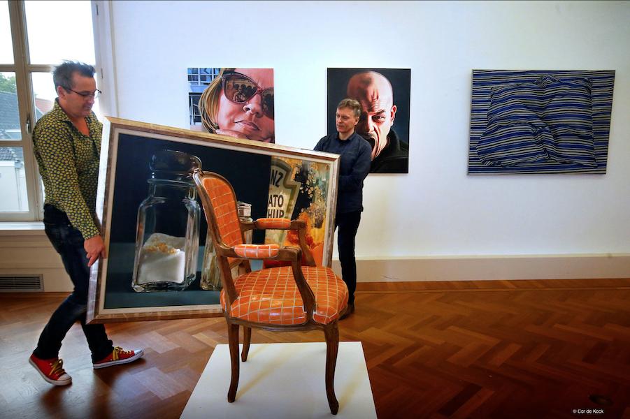 Bedrieglijk Echt exhibition in Gorcums Museum